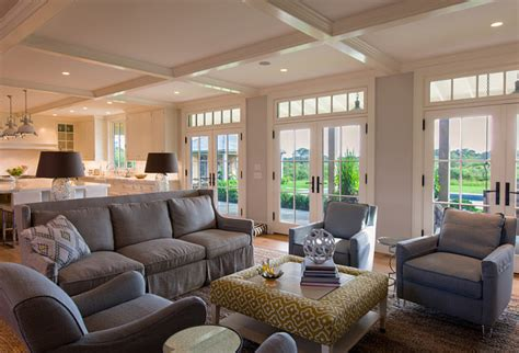 open floor plan living room ideas nantucket home with new coastal interiors home bunch