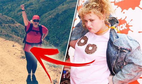 actress fat amy pitch perfect rebel wilson weight loss see pitch perfect s fat amy now