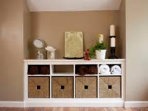 badezimmer aufbewahrung modular bathroom cabinets hgtv