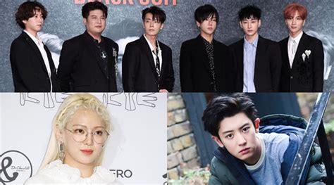 Piyama Anak 10 11thn Velvet Junior chanyeol hyoyeon hingga velvet kompak berikan dukungan untuk junior kabar berita