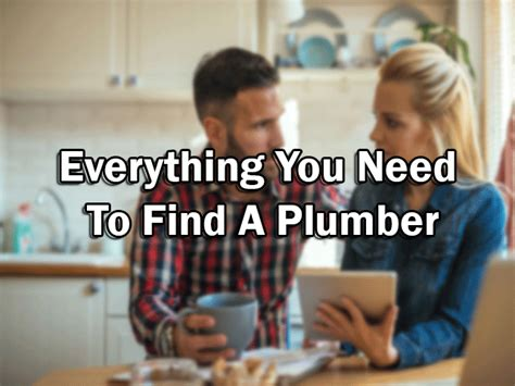 Find A Plumber Everything You Need To Find A Plumber 416 749 1800