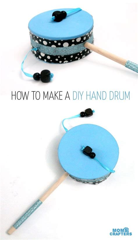 diy drums make a diy drum drum diy toys and diy