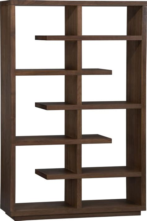 crate and barrel bookcase elevate walnut 68 quot bookcase maze crate and barrel and