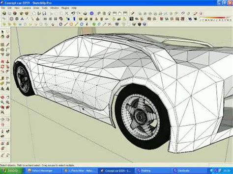 google sketchup car tutorial image gallery sketchup cars