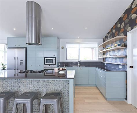 funky kitchens funky retro kitchen eclectic kitchen auckland by