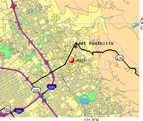 san jose demographics map 95127 zip code san jose california profile homes