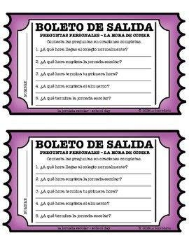 spanish preguntas personales 2469 best teaching spanish images on pinterest high