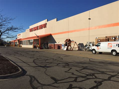 the home depot in muskegon mi whitepages