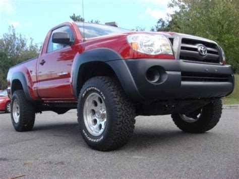 Used Toyota Single Cab 4x4 For Sale Used 2009 Toyota Tacoma Regular Cab 4x4 For Sale Stock