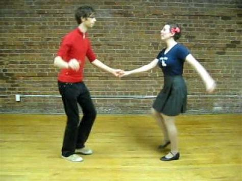Tutorial Dance Rock And Roll | toronto dance lessons basic rock n roll dancing footwork