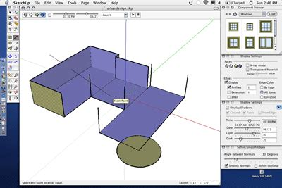 sketchup layout snap to grid architosh feature product review sketchup 3 1