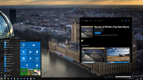 microsoft best themes first set of windows 10 themes show up on the windows