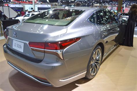 lexus thailand 2018 lexus ls at 2017 thai motor expo live indian