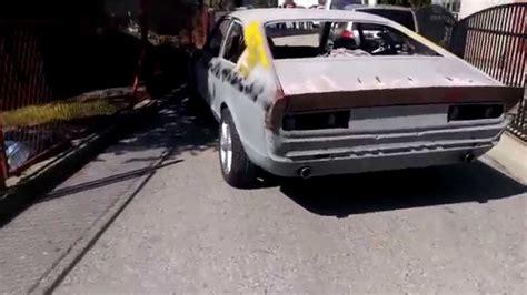 ford granada mk1 coupe restauration