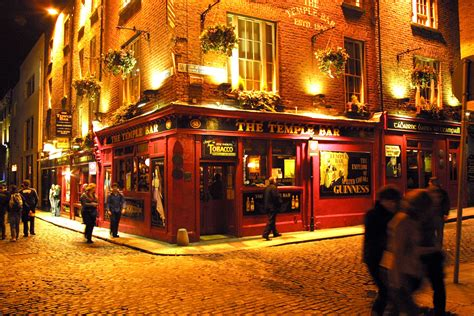 what is a bar best dublin pubs as picked by barnacles hostel temple bar