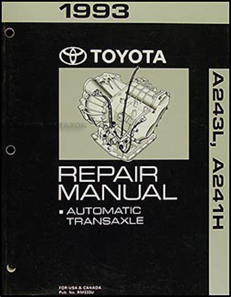 manual repair autos 1993 toyota celica engine control 1993 toyota celica st automatic transmission repair shop manual original