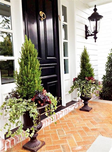 25 best ideas about front door planters on pinterest front door plants outdoor planters and