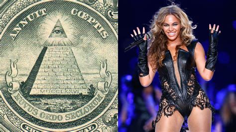 illuminati and beyonce by illuminati conspiracy theorist standards high