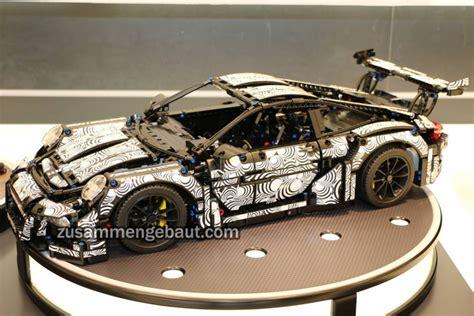 Lepin Porsche Aufkleber by Lego Technic Porsche 911 Gt3 Rs 2016 Release Am 1 Juni