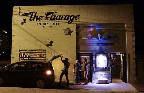 The Garage New Series by The Garage Longtime Venue In Downtown Winston Salem