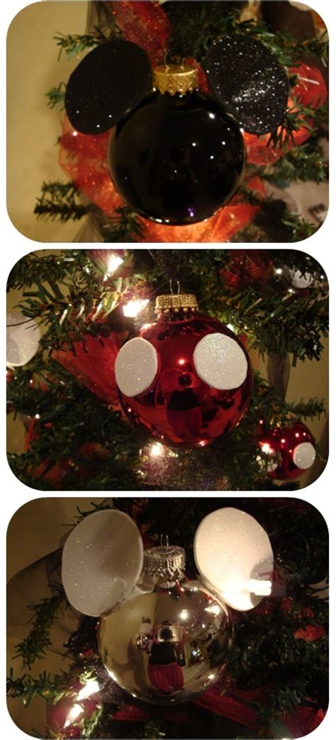 diy mickey mouse christmas decorations 11 best diy mickey mouse ornaments images on crafts mickey mouse
