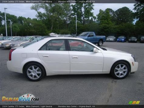 2004 cadillac cts sedan 2004 cadillac cts sedan white light neutral