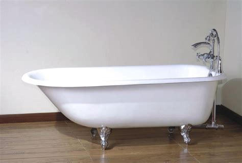 Clawfoot Bathtub Shower Ideas For A Clawfoot Tub Faucets The Homy Design