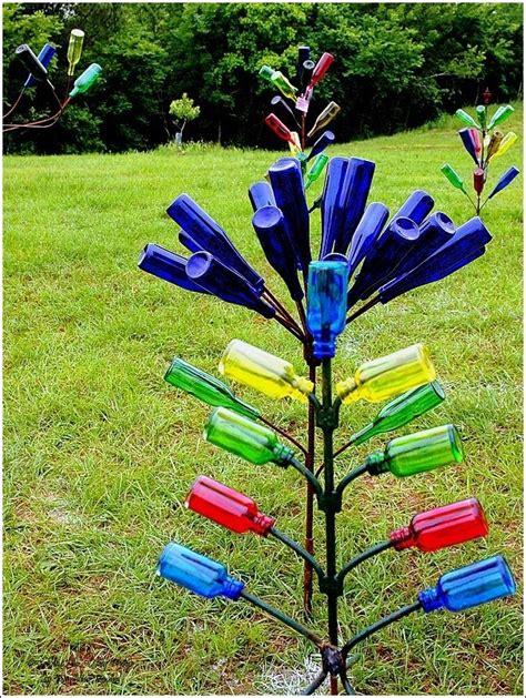 Gardeners Supply Bottle Tree 16 Amazing Diy Ideas To Spruce Up Your Garden