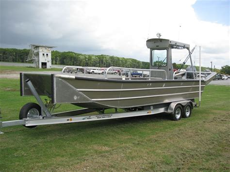 used scully aluminum boats for sale landing craft scully s aluminum boats inc