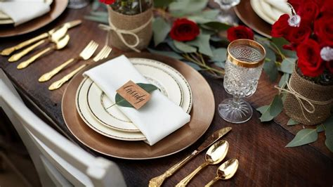 how to set a table with silverware what is the proper table setting for silverware