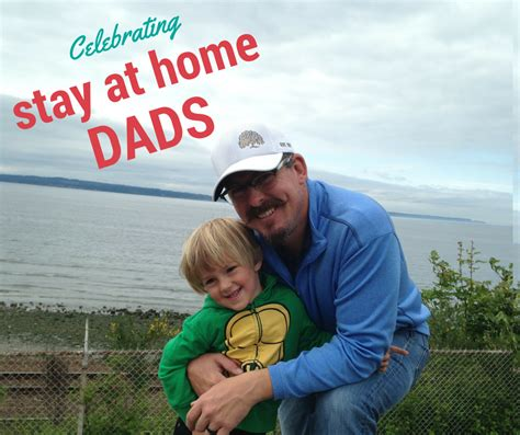 an ode to stay at home dads