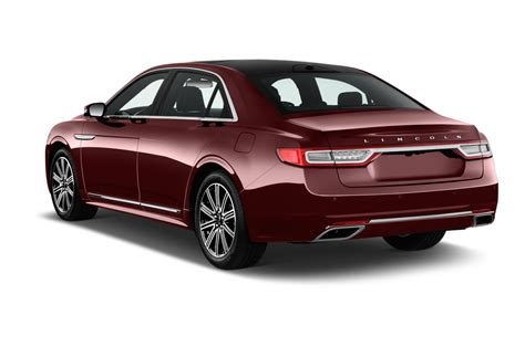 lincoln continentel 2017 lincoln continental reviews and rating motor trend