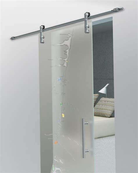 Bathroom Glass Sliding Door Single Glass Sliding Doors From Foa Porte Digsdigs