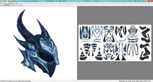 Skyrim Helmet Template 2014 april page 214