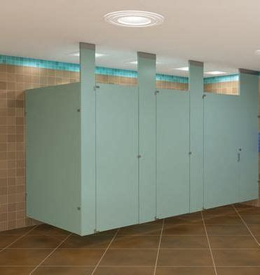 bathroom partitions island pin by restroom partitions on commercial restroom