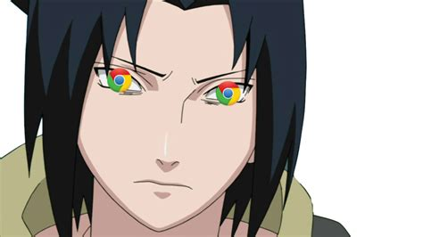 theme google chrome sasuke sasuke sharingan google chrome icon by geno555 on deviantart