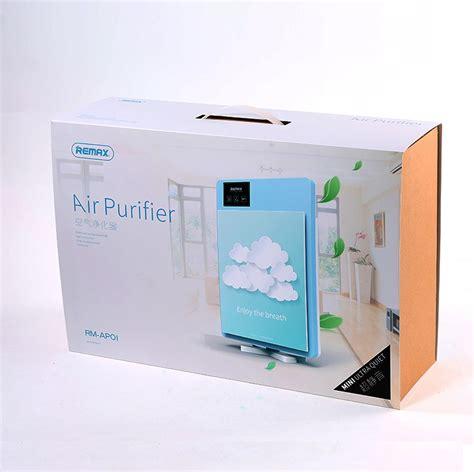 Air Purifier Bandung remax air purifier rm ap01 black jakartanotebook