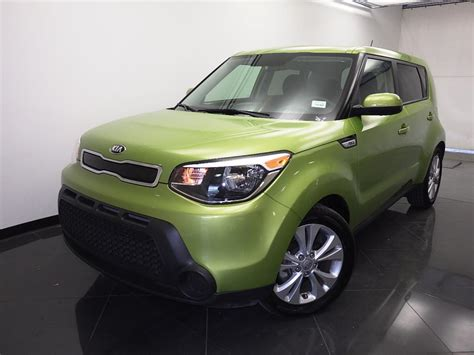 2015 Kia Soul For Sale 2015 Kia Soul For Sale In St Louis 1330030223 Drivetime