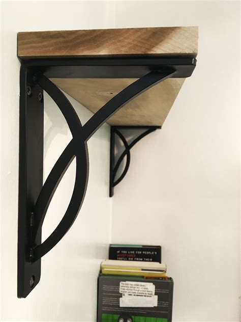 Architectural Brackets Ekena Millwork Miller Brackets For Bookshelves