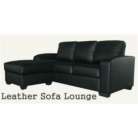 Chaise Lounge Sofa Leather by 3 Seater Pu Leather Modular Sofa Chaise Lounge Buy