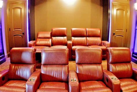 palliser custom theater seating  dallas