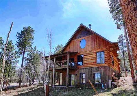 Cabin Rentals In South Dakota Black by The Outback Cabin Gilded Mountain Lead South Dakota
