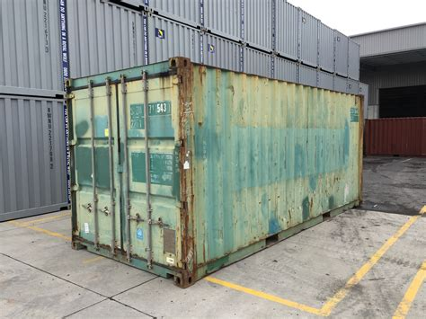 used storage container used containers for sale royal wolf nz