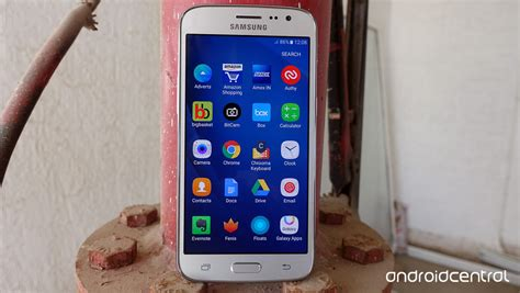 android themes j2 the samsung galaxy j2 2016 is a sad modern disappointment