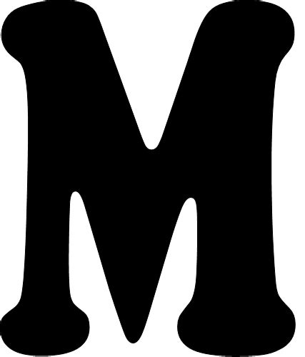 moldes de letra m tarefinhas modelos de letras de a a m para mural