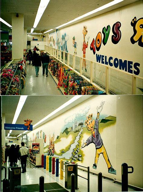 toys r us art alberta mural artist eldon walls