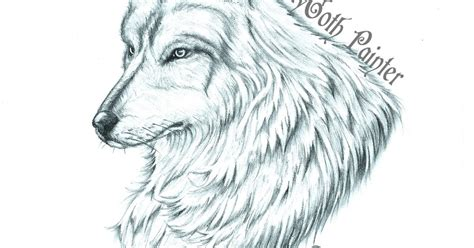 imagenes para dibujar a lapiz de lobos ladygoth painter dibujo a lapiz de lobo