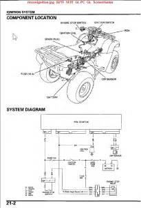 wiring diagram honda rincon 680 wiring honda free wiring diagrams