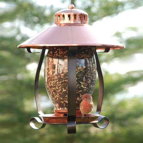 Metal Feeder Shop Woodlink Metal Lantern Bird Feeder At Lowes
