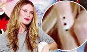 behati prinsloo proves her devotion to husband adam levine